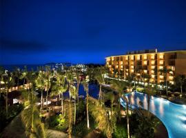 DoubleTree Resort by Hilton Sanya Haitang Bay, Sanya (Fengtang yakınında)