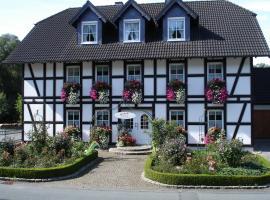 Ferienwohnungen Mettenhof, Olsberg (Wulmeringhausen yakınında)