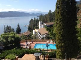 Lake Okanagan Resort, West Kelowna (рядом с регионом Lake Country)