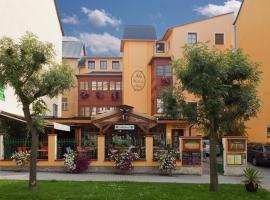 Wellness Hotel Ida, Františkovy Lázně