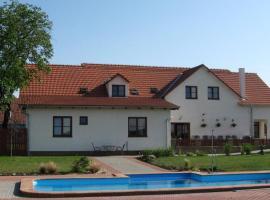 Penzion Slunecnice, Dolní Dunajovice