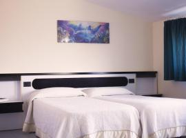 Hotel Falisco, Fabrica di Roma