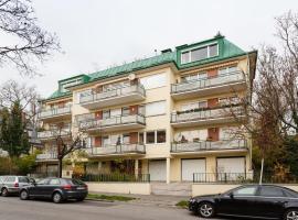 Vienna Apartment 1190, Viyana (Bellevue yakınında)