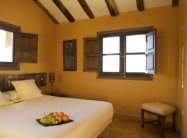 Hotel Rural La Data, Gallegos (Cañícosa yakınında)