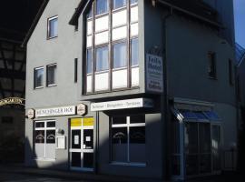 Feil´s Hotel, Korntal-Münchingen (Schwieberdingen yakınında)