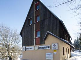 Ferienhaus am Skihang Rehefeld, Rehefeld-Zaunhaus (Am Donnerberg yakınında)