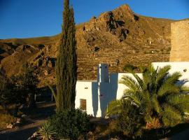 Holiday home Molino los Arcos, Huebro (Lucainena de las Torres yakınında)