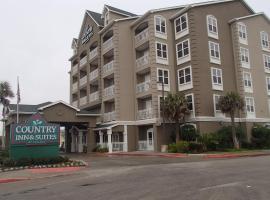 Country Inn & Suites by Radisson, Galveston Beach, TX