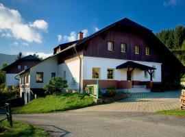 Penzion Pepovka, Filipovice (Bělá pod Pradědem yakınında)