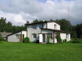 Järveääre Holiday House, Jõeranna (Kõrgessaare yakınında)