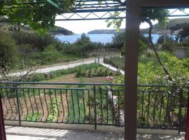 Holiday Home Garden, Затон (рядом с городом Osojnik)