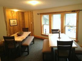 Eagle Valley Retreat, Upper Squamish