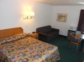 Economy Inn & Suites, Nephi (in de buurt van Spring City)