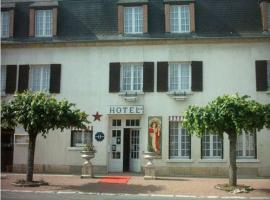 Hôtel l'Ermitage, Donzy (рядом с городом Couloutre)