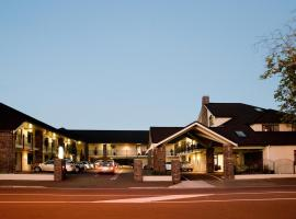 Aotea Motor Lodge, Уонгануи