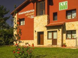 Apartamentos Rurales Argame, Argamé (Corras de la Puente yakınında)
