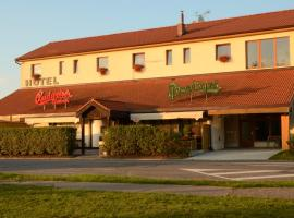 Hotel & restaurant SIGNAL, Pardubice
