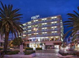 Kydon Hotel, La Canée