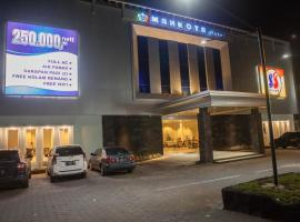 Mahkota Hotel, Genteng (рядом с городом Gambiran)