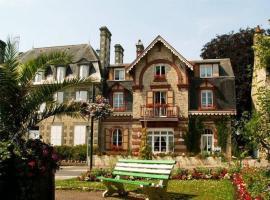 Le Grand Chalet, Баньоль-де-л'Орн (рядом с городом Juvigny-sous-Andaine)