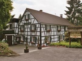 Hotel Meyer Alter Bergischer Gasthof, Kürten (Blissenbach yakınında)