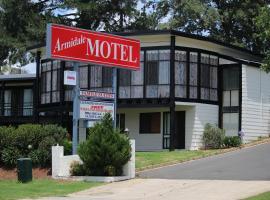 Armidale Motel, Armidale (Donald yakınında)
