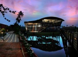 Aquatic Island by Poppys , Cochin
