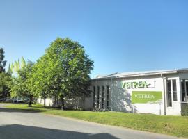Vetrea Accommodation, Joensuu