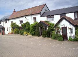 Tally Ho Inn, Tenbury (рядом с городом Hanley Child)