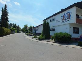 Gästehaus Müller, Bad Schonborn (Kraichtal yakınında)
