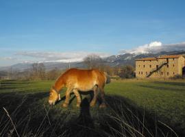 Cal Trisca, Bellver de Cerdanya  (Pi yakınında)