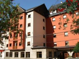 Hotel Villa de Canfranc, Canfranc-Estación