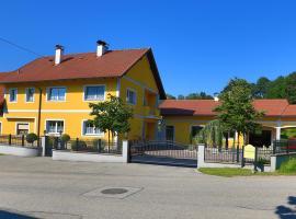 Ferienwohnung Hanetseder, Wallern an der Trattnach (Haiding yakınında)