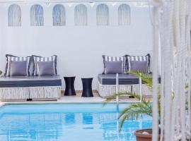 Loizos Stylish Residences, Fira