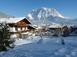 Appartements Alpenland