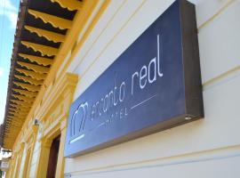 Encanto Real Hotel, Garzón