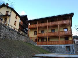 Relais Regina, Riva Valdobbia