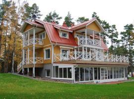 Villa Harald, Hitis (рядом с городом Kasnäs)