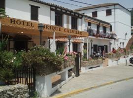 Hotel Enrique Calvillo, El Bosque