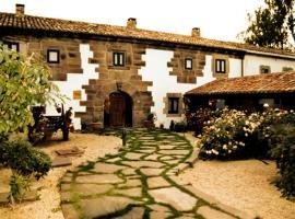 La Casa de las Brujas, Barrio (рядом с городом Ormas)