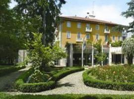 Hotel delle Rose Terme & WellnesSpa, Monticelli Terme (Vigatto yakınında)