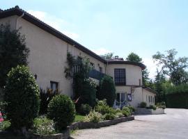 Hostellerie des Criquets, Blanquefort (рядом с городом Ле-Пьян-Медок)