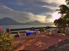 Hotel Terrazas Del Lago, Сан-Антонио-Палопо (рядом с городом Текпан-Гуатемала)