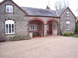 Chilgrove Farm Bed & Breakfast, Chilgrove (рядом с городом West Dean)