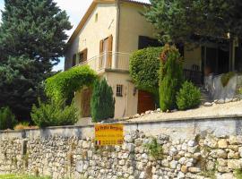 La Petite Bergerie in Drôme Provençale, Rottier (рядом с городом La Charce)