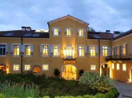 Grand Hotel Entourage - Palazzo Strassoldo, Gorizia (in de buurt van Nova Gorica)