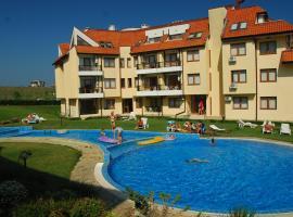 Oasis Beach Apartments Kamchia