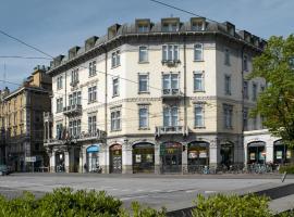 Hotel Grand'Italia, Padoue