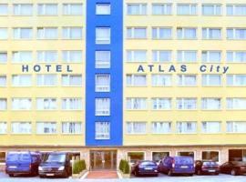 阿特拉斯城大酒店