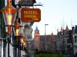 Hotel Oorsprongpark, Utrecht